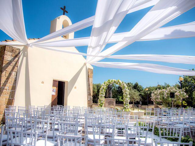Il matrimonio di Hadi e Jane a Domus de Maria, Cagliari 59
