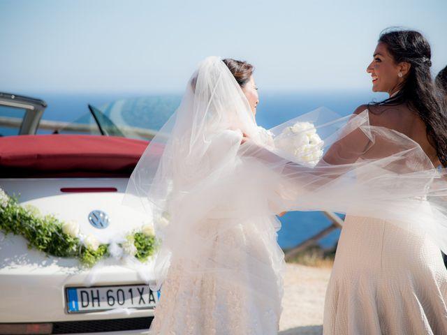 Il matrimonio di Hadi e Jane a Domus de Maria, Cagliari 77