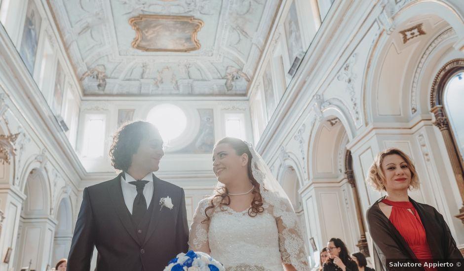Il matrimonio di Venanzio e Vincenza a San Paolo Bel Sito, Napoli