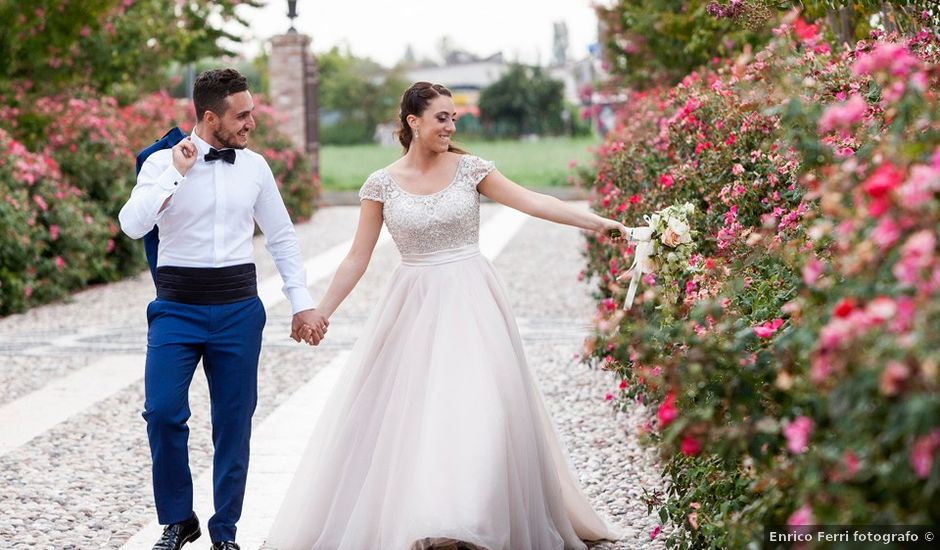 Il matrimonio di Emanuele e Elisa a Montichiari, Brescia