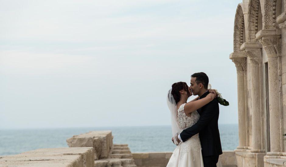 Il matrimonio di Andrea e Deborah a Trani, Bari