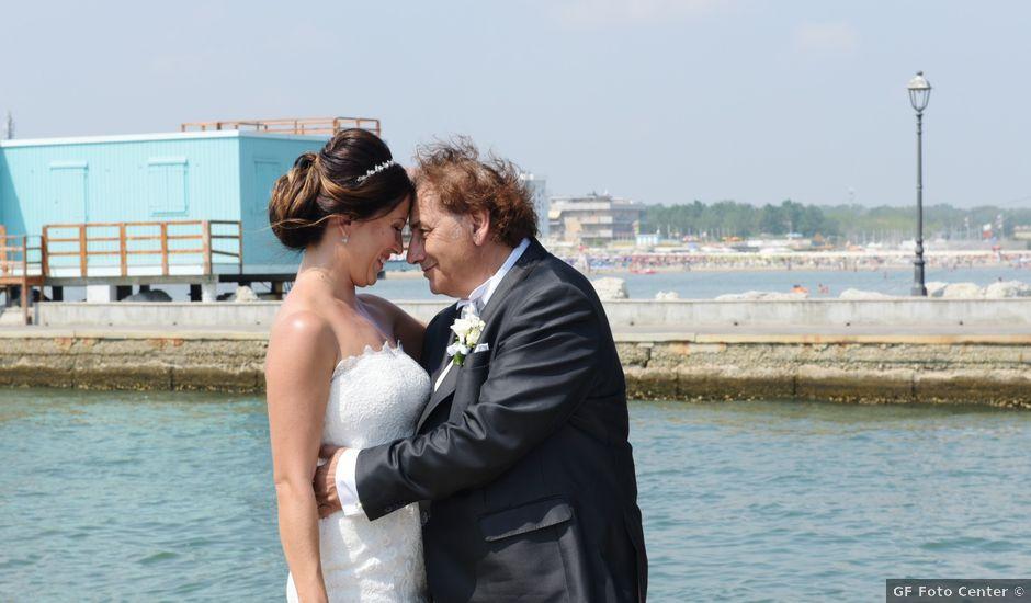 Il matrimonio di Gianpiero e Dariya a Cesenatico, Forlì-Cesena