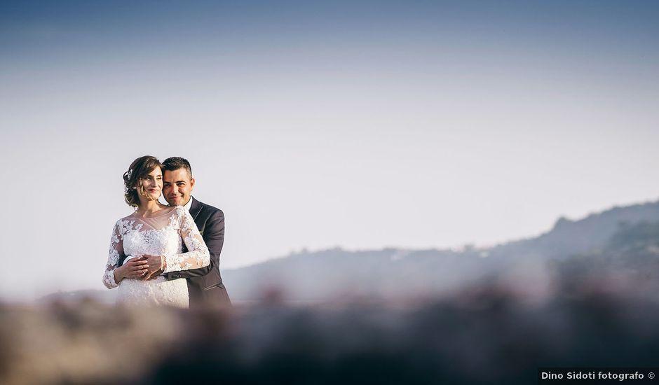 Il matrimonio di Daniele e Giulia a Adrano, Catania