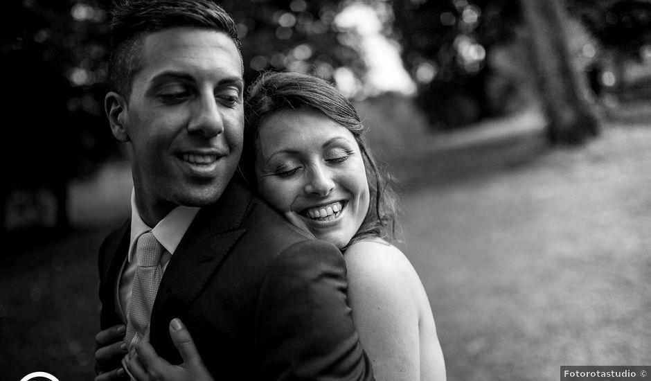 Il matrimonio di Luca e Cristina a Valmadrera, Lecco