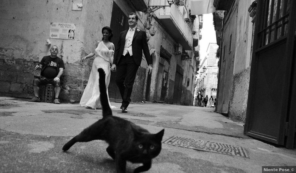Il matrimonio di Dante e Kendra a Maruggio, Taranto