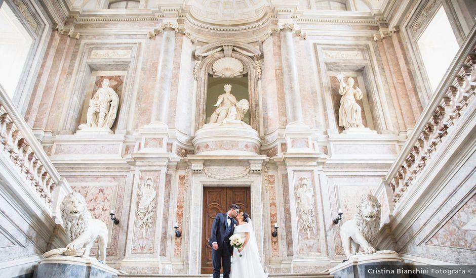 Il matrimonio di Giovanni e Fabiana a Caserta, Caserta