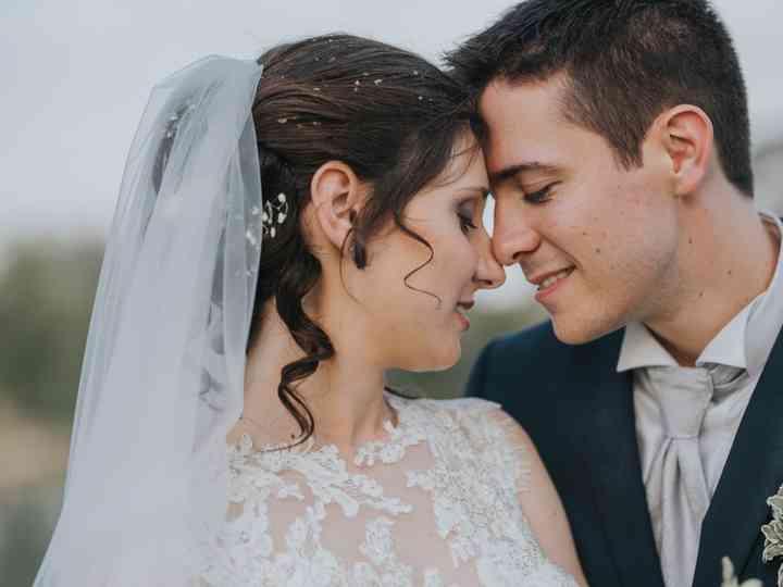 le nozze di Gloria e Gabriele