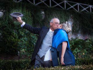 Le nozze di Ornella e Roberto