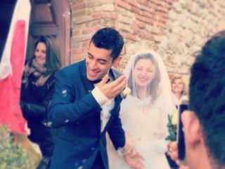 Le nozze di Camelia e Javier 2