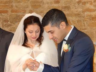 Le nozze di Camelia e Javier