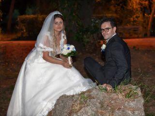 Le nozze di Catalina e Luigi