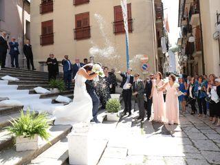 Le nozze di Rosanna e Cristiano 1