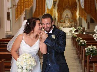 Le nozze di Rosanna e Cristiano