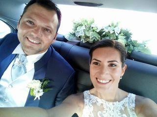 Le nozze di Veronica e Angelo