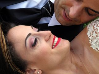 Le nozze di Stefania e Umberto
