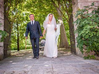 Le nozze di Marco e Giorgia