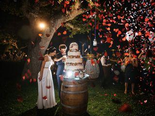 Le nozze di Valentina e Saverio