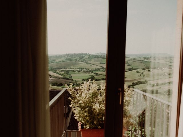 Il matrimonio di Paolo e Chiara a Montegranaro, Fermo 3