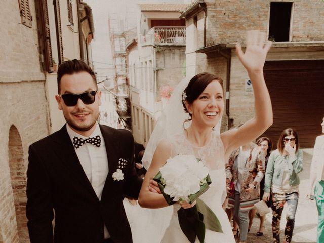 Il matrimonio di Paolo e Chiara a Montegranaro, Fermo 54