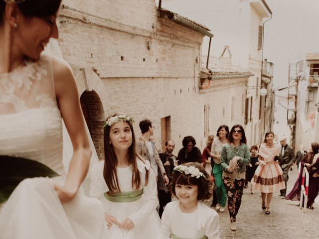 Il matrimonio di Paolo e Chiara a Montegranaro, Fermo 56