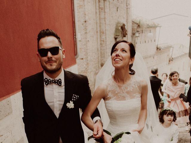 Il matrimonio di Paolo e Chiara a Montegranaro, Fermo 57