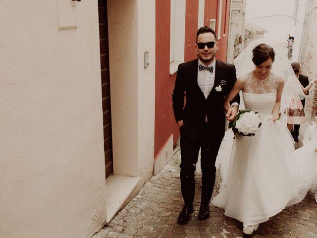 Il matrimonio di Paolo e Chiara a Montegranaro, Fermo 59