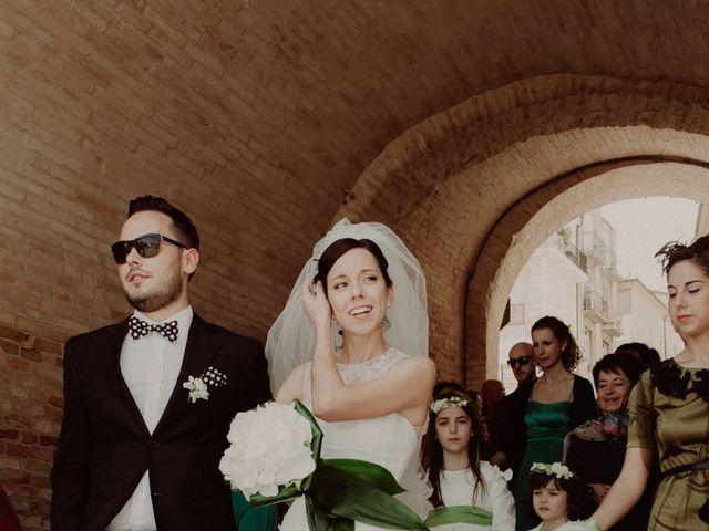 Il matrimonio di Paolo e Chiara a Montegranaro, Fermo 63