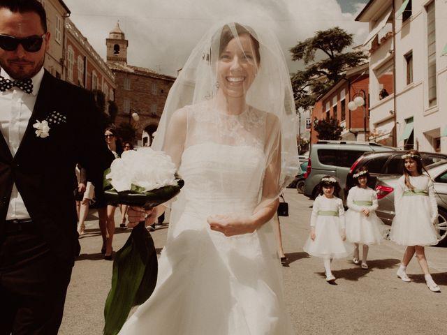 Il matrimonio di Paolo e Chiara a Montegranaro, Fermo 65