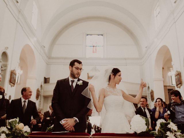 Il matrimonio di Paolo e Chiara a Montegranaro, Fermo 69