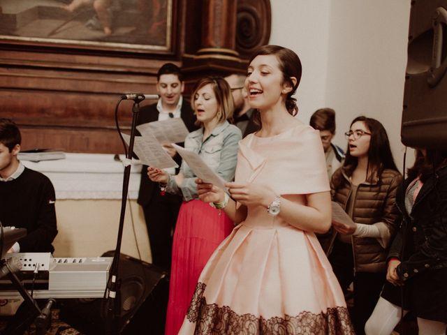 Il matrimonio di Paolo e Chiara a Montegranaro, Fermo 73