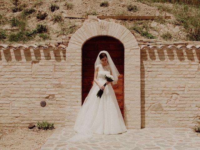Il matrimonio di Paolo e Chiara a Montegranaro, Fermo 86