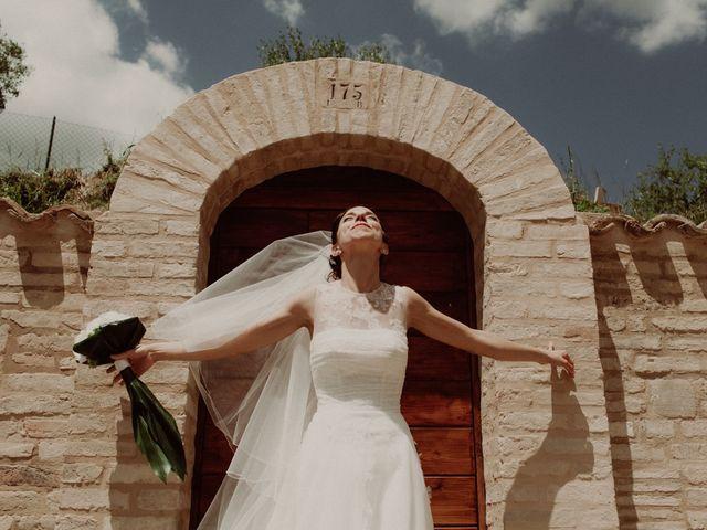 Il matrimonio di Paolo e Chiara a Montegranaro, Fermo 87
