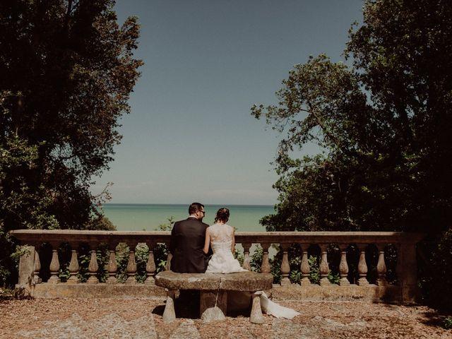 Il matrimonio di Paolo e Chiara a Montegranaro, Fermo 95