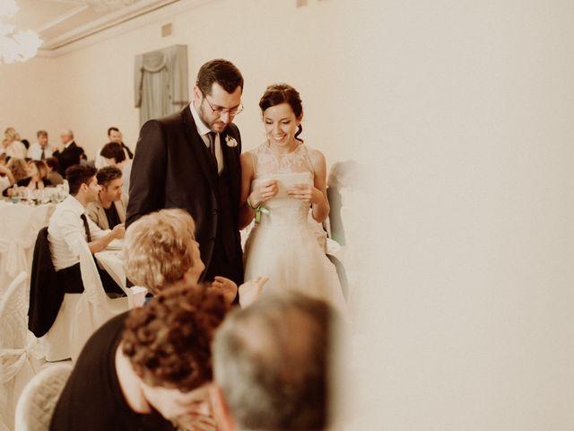 Il matrimonio di Paolo e Chiara a Montegranaro, Fermo 110