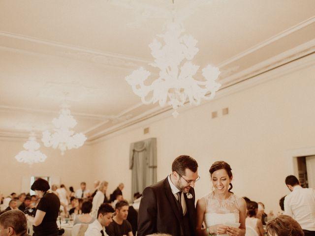 Il matrimonio di Paolo e Chiara a Montegranaro, Fermo 111