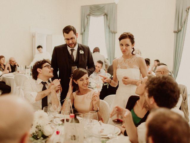 Il matrimonio di Paolo e Chiara a Montegranaro, Fermo 112