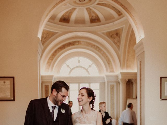 Il matrimonio di Paolo e Chiara a Montegranaro, Fermo 117