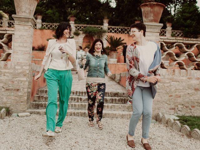 Il matrimonio di Paolo e Chiara a Montegranaro, Fermo 128