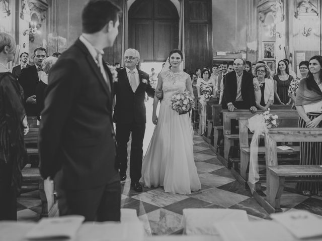 Il matrimonio di Gabriele e Gloria a Castelnovo di Sotto, Reggio Emilia 4