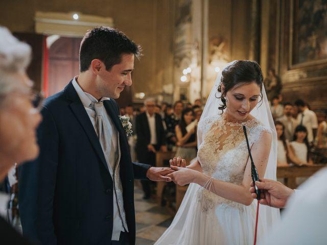 Il matrimonio di Gabriele e Gloria a Castelnovo di Sotto, Reggio Emilia 6