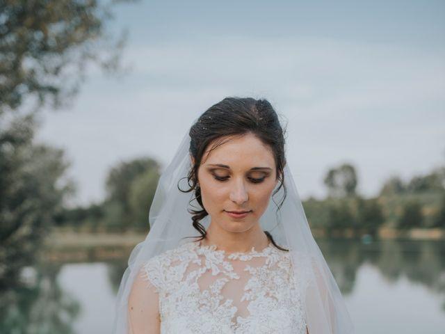 Il matrimonio di Gabriele e Gloria a Castelnovo di Sotto, Reggio Emilia 8