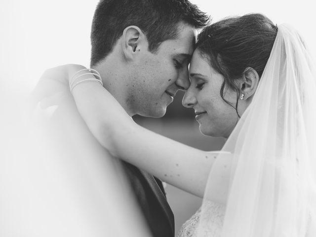 Il matrimonio di Gabriele e Gloria a Castelnovo di Sotto, Reggio Emilia 9
