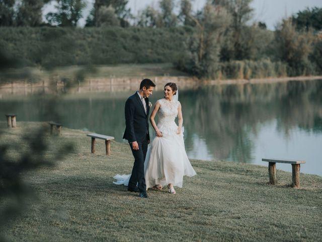 Il matrimonio di Gabriele e Gloria a Castelnovo di Sotto, Reggio Emilia 10