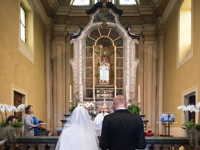 Il matrimonio di Domenico e Martina a Varese, Varese 4