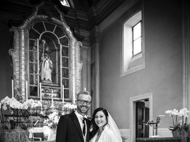 Il matrimonio di Domenico e Martina a Varese, Varese 5