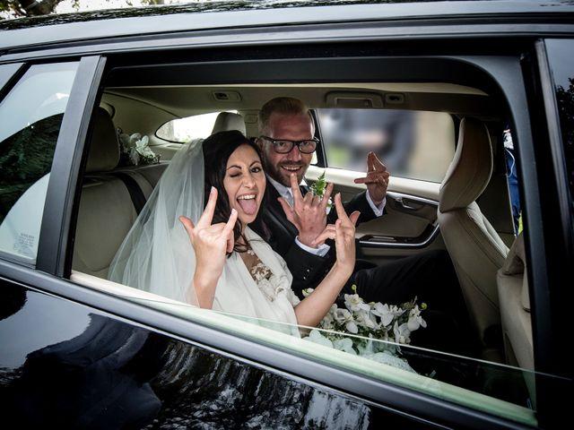 Il matrimonio di Domenico e Martina a Varese, Varese 6