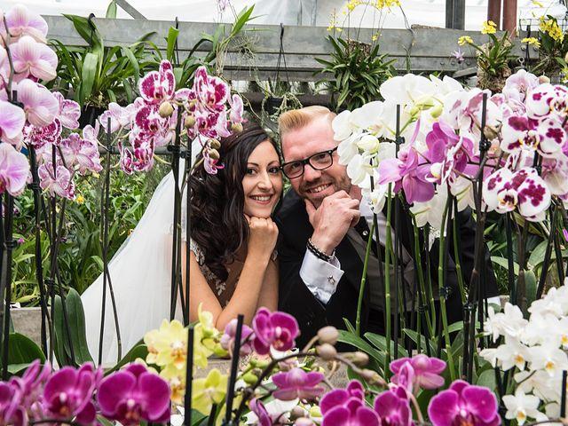 Il matrimonio di Domenico e Martina a Varese, Varese 7