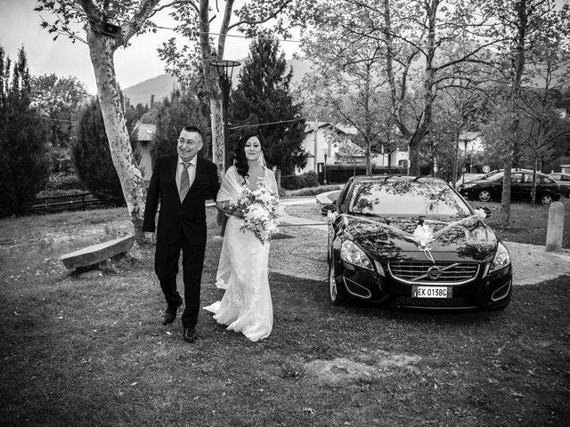 Il matrimonio di Domenico e Martina a Varese, Varese 11