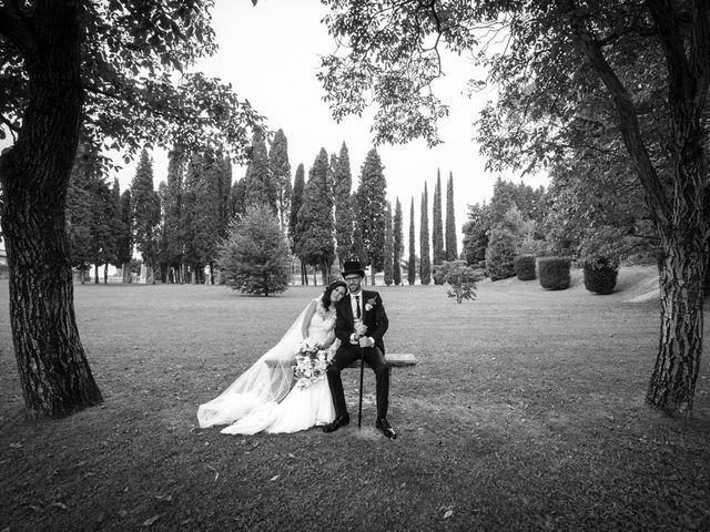 Il matrimonio di Domenico e Martina a Varese, Varese 13