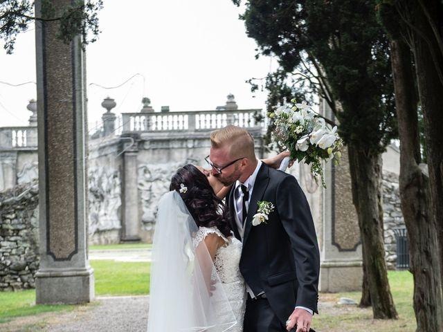 Il matrimonio di Domenico e Martina a Varese, Varese 15